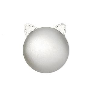 Poduszka pod łokieć Rainbowstore Cat Silver 1