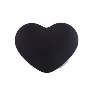 Poduszka pod łokieć Rainbowstore Heart Black