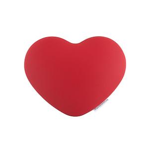 Poduszka pod łokieć Rainbowstore Heart Red 1