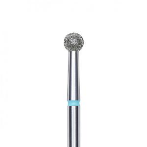 Frez diamentowy kulka 3,5 mm niebieska STALEKS PRO FA01B035 1