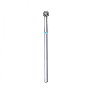 Frez diamentowy kulka 3,5 mm niebieska STALEKS PRO FA01B035 2