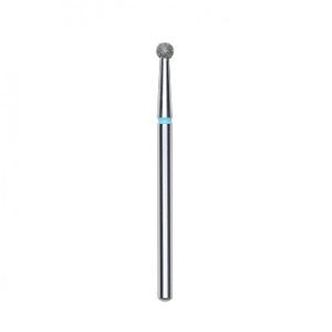 Frez diamentowy kulka 2,7 mm niebieska STALEKS PRO FA01B027 2