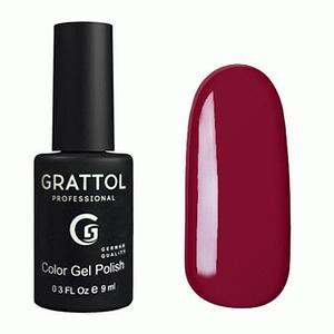 Lakier hybrydowy Grattol Classic Red Ruby 9 ml
