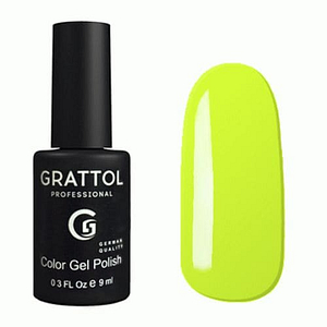 Lakier hybrydowy Grattol Classic Pastel Lemon 9 ml