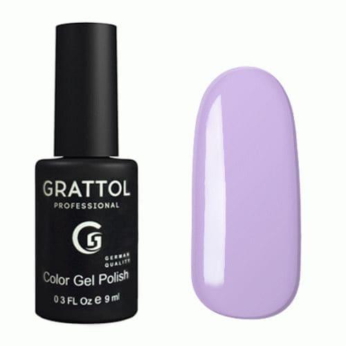 Lakier hybrydowy Grattol Classic Pastel Violet 9 ml