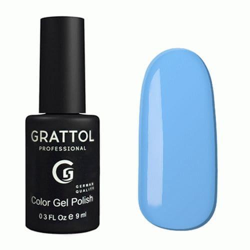 Lakier hybrydowy Grattol Classic Ice Blue 9 ml 1