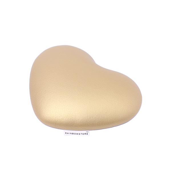 Poduszka pod łokieć Rainbowstore Heart Gold 2