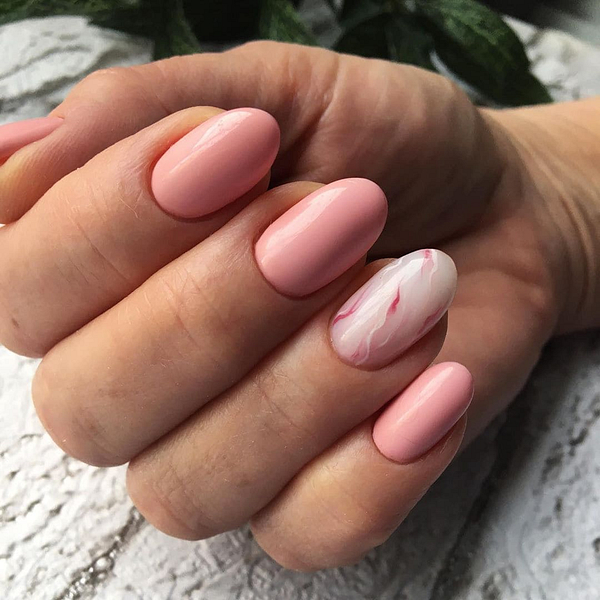 Lakier hybrydowy Grattol Classic Light Pink 9 ml 3