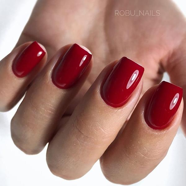 Lakier hybrydowy Grattol Classic Red Ruby 9 ml 3