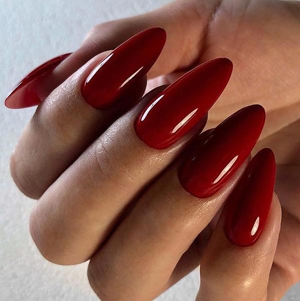 Lakier hybrydowy Grattol Classic Dark Red 9 ml