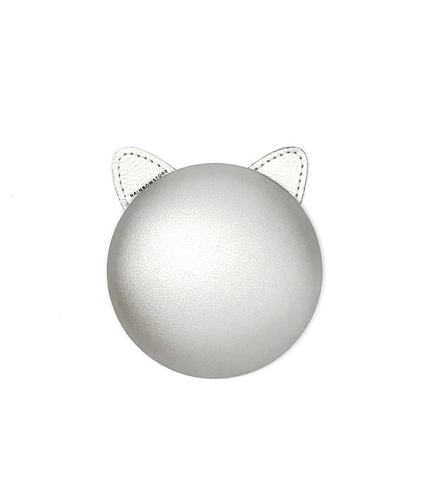 Poduszka pod łokieć Rainbowstore Cat Silver