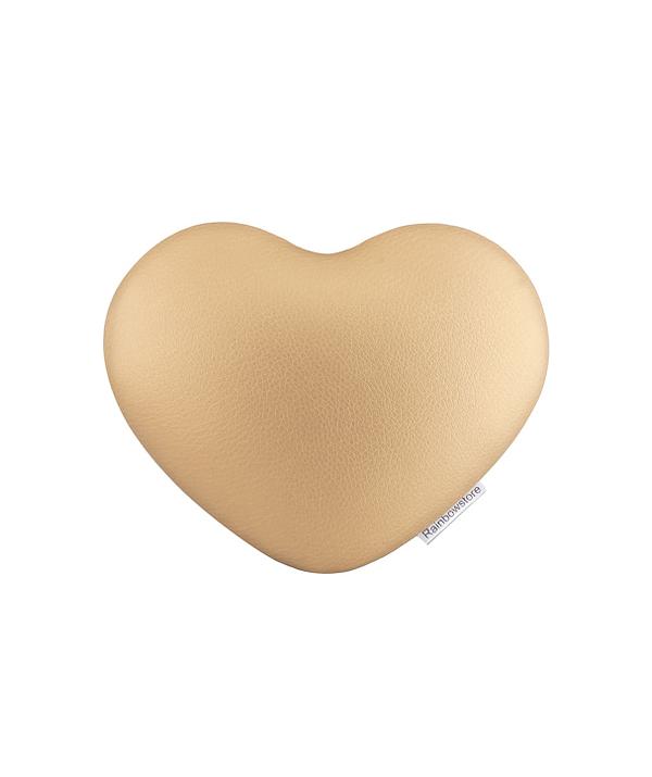 Poduszka pod łokieć Rainbowstore Heart Gold 1